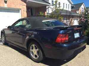 2001 Ford Mustang Convertible - New Tires, Rust Free! Kitchener / Waterloo Kitchener Area image 2