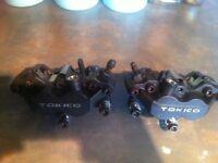 Suzuki gsxr k1 k2 k3 callipers