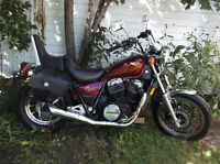 1984 Honda Shadow for sale