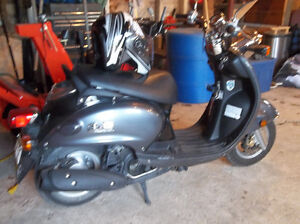 Adult driven 125 Vino for sale