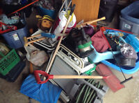 Kemptville Garage/Moving Sale - Collectibles, tools, accessories