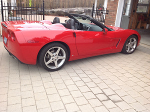 1 owner, low mileage Show room Condition 2006 Corvette