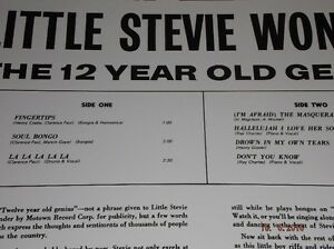 STEVIE WONDER: ALBUMS Kitchener / Waterloo Kitchener Area image 8
