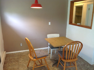 Close to uvic. Available now