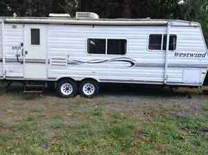 Westwind 25ft travel trailer