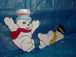 Wooden Christmas Lawn Decorations /Ornaments London Ontario image 5