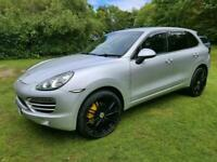 2010 Porsche CAYENNE 3.0 D V6 TIPTRONIC S ** ONLY 58,000 MILES, ABSOLUTELY IMMAC