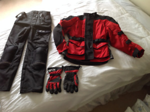 LADIES JOE ROCKET MOTORCYCLE GEAR