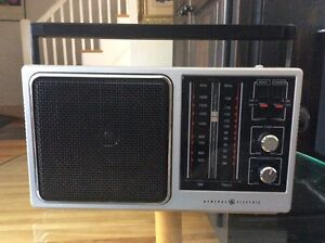 Vintage Radio General Electrique