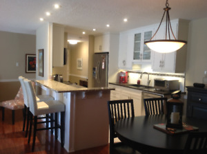 Furnished executive condo in North End Halifax (Jan.1-April 30)