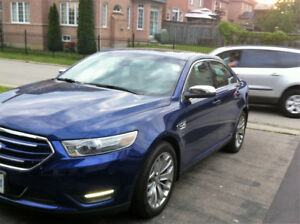 2012 Ford Taurus, Excellent condition
