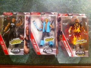 WWE / WWF Then Now Forever Elite Figures