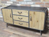 Industrial Sideboard / TV Unit (new)