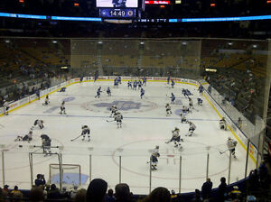 Toronto Maple Leafs vs Boston Side by Side Tickets Face Value