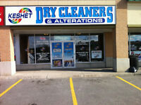 experienced Dry cleaners Presser and or a Shirts Presser