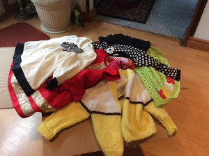 BABYS CLOTHINGS FOR GIRL 0 to 36 MTHS