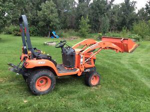 2006-2350 Kubota diesel tractor for sale