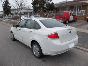 2009 Ford Focus SE Sedan (Safetied And Etested)