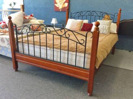 DELIVERY TODAY Queen bed & mattress QUALITY, QUICK SALE Perth Region Preview