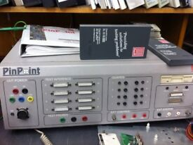 Pinpoint test equipment