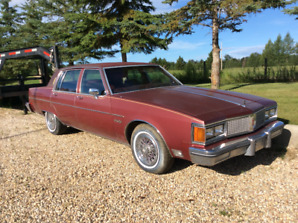 1984 Oldsmobile 98 Regency