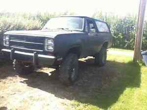 1974 Dodge Other Pickups Ramcharger Other