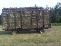 Square bales available today