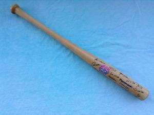 Blue Jays 1992-1993 baseball bat