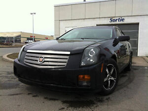 2006 Cadillac CTS Berline 3600$ NEGO
