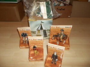 Figurines Wild West Schleich
