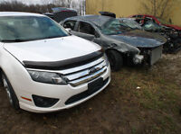 PARTING OUT 2010-2012 Ford Fusion