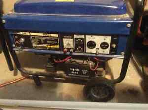 120/240v generator with electric start