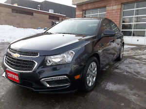 2016 Chevrolet Cruze Limited LT Sedan! Amazing Condition!