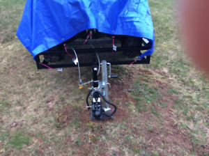 4' x 8' Utility Trailer For Sale or Trade