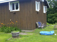 FOR RENT: CABIN/COTTAGE on 29 acres of forest (Gatineau Hills)