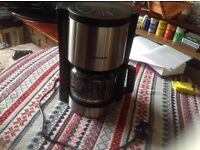Severin coffee maker KA 4305 used £5