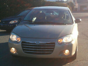 2004 Chrysler Sebring Touring LXi Berline