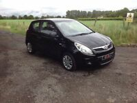 24/7 Trade sales NI Trade Prices for the public 2010 Hyundai I20 Classic 3 Door Black motd March 18