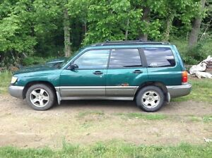 1998 Subaru Forester PARTS