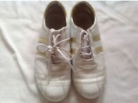 New look ladies trainers size 7/40 used £3