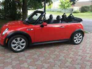 2006 MINI  Cooper S Cuir Cabriolet West Island Greater Montréal image 10