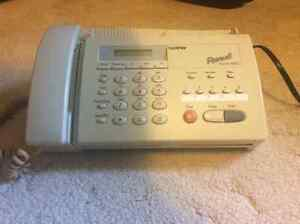 Fax Machine Stratford Kitchener Area image 1