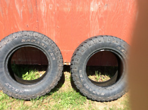 "For sale 1pair 16""Kelly alterain tires"