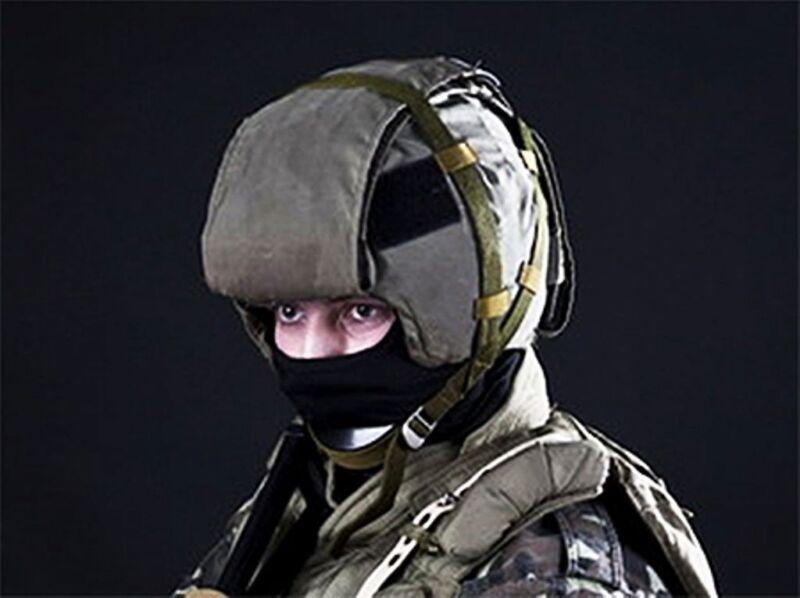 "Original Russian TITANIUM Helmet SSSH-94 ""SFERA-S"""