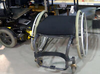 quickie GT wheelchair in good condition