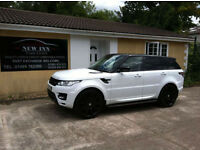 Land Rover Range Rover Sport 3.0SD V6 4X4 Auto 2014 HSE, FINANCE AVAILABLE!!!