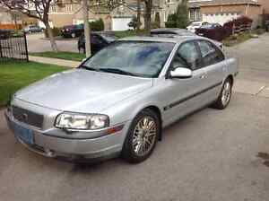 Volvo S80 T6 Turbo Sedan 1999, 173,000 kms