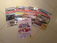 Classic Motoring Magazine and 2015 Classics Motor Show Gude