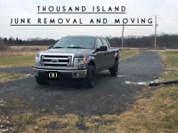 Thousand Island Garbage Removal/Moving service
