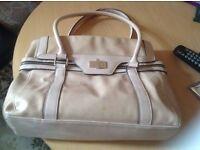 Ladies Light Pink Shoulder bag/Handbag by Next Used £3